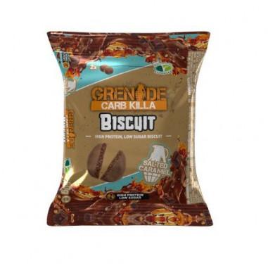 Grenade Carb Killa Low Sugar & Protein Biscuit Salted Caramel 50 g (2 x 25 g)