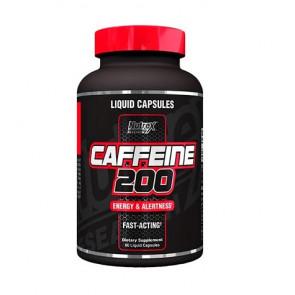 Cápsulas de Cafeína 200 mg Nutrex Research 60 cápsulas