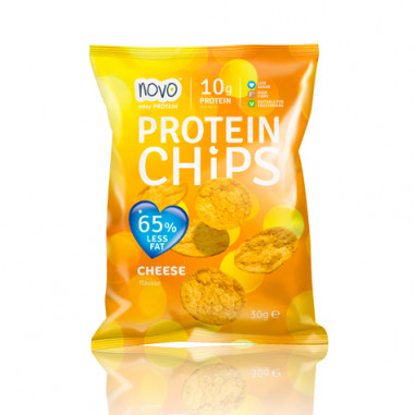 Protein Chips Queso 30 g Novo Nutrition