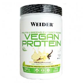 Vegan Protein Sabor Vainilla Weider 540 g