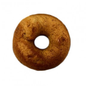 Rosquilla Bagel Black Cookies Mr. Yummy 60g