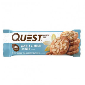 Quest Bar Protein Vanilla Almond Crunch 60 g