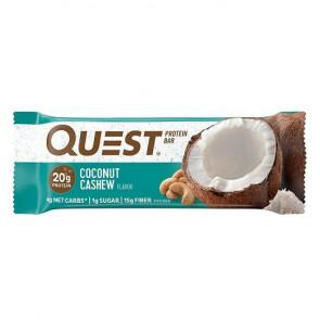 Quest Bar Protein Sabor Anacardos con Coco 60 g