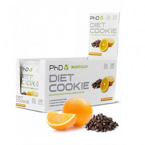 PHD Chocolate with Orange Diet Cookie 50 g