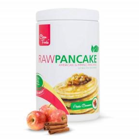 Preparado para Panquecas Low-Carb Raw Pancake Sabor Maçã com Canela Clean Foods 425 g