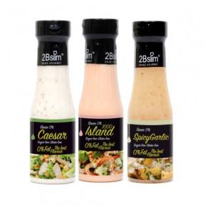 Pack Sauces pour Salades 0% 2Bslim