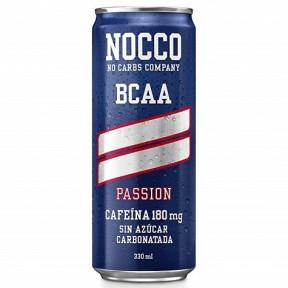 Nocco BCAA + Caffeine Passion 330 ml