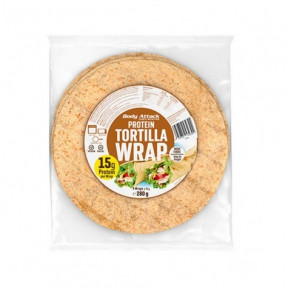 Tortillas Proteicas (Wraps) Body Attack 280 g