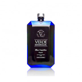 Huile d'Olive Vierge Extra Verde Esmeralda Blue Sapphire Picual 500 ml