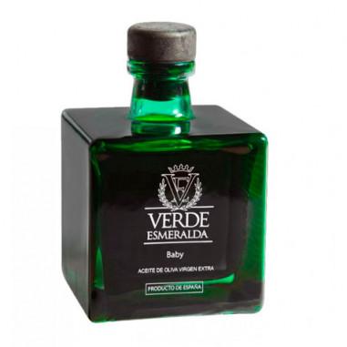 Aceite de Oliva Virgen Extra Verde Esmeralda Baby Picual 100 ml