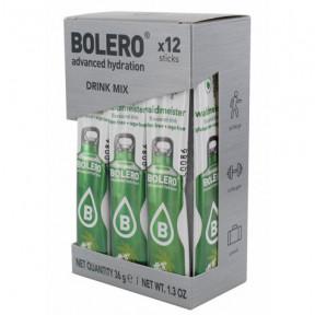 Pack 12 Sticks Bebidas Bolero sabor Waldmeister 36 g