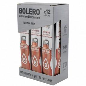 Pack 12 Sticks Bebidas Bolero sabor Almendra 36 g
