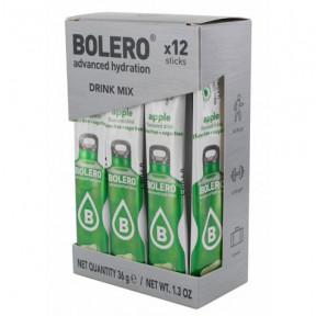 Pack de 12 Bolero Drinks Sticks Maçã 36 g