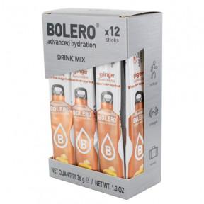 Pack de 12 Bolero Drinks Sticks Gengibre 36 g