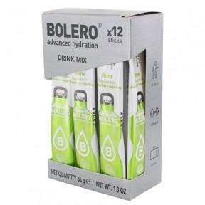 Pack 12 Sachets Bolero Drink goût Lima 36 g