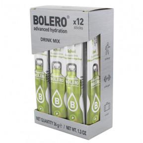 Pack 12 Sticks Bebidas Bolero sabor Kiwi 36 g
