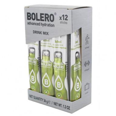 Pack de 12 Bolero Drinks Sticks Kiwi 36 g