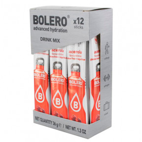 Pack 12 Bolero Drinks Sticks Acerola 36 g