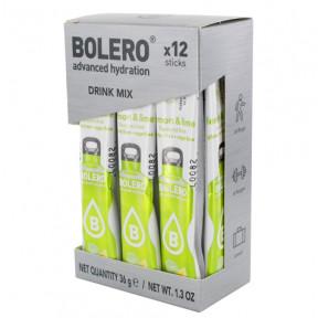 Pack de 12 Bolero Drinks Sticks Lima e Limón 36 g