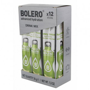Pack de 12 Bolero Drinks Sticks melão 36 g