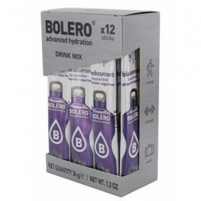 Pack 12 Bolero Drinks Sticks Blackcurrant 36 g