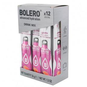 Pack 12 Sachets Bolero Drink goût Goyave 36 g