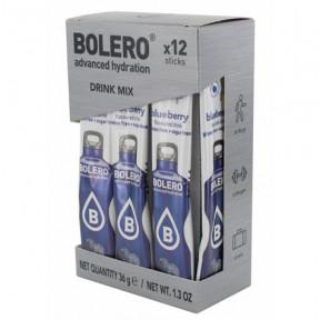 Pack de 12 Bolero Drinks Sticks Mirtilo 36 g