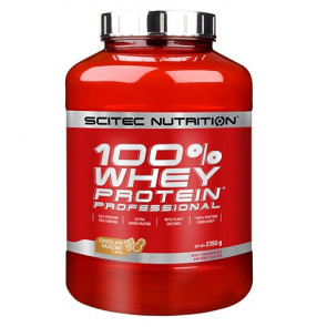 100% Whey Professional Scitec Nutrition Chocolat Noisettes 2350 g