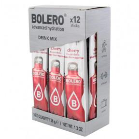 Pack 12 Sachets Bolero Drink goût Cerise 36 g