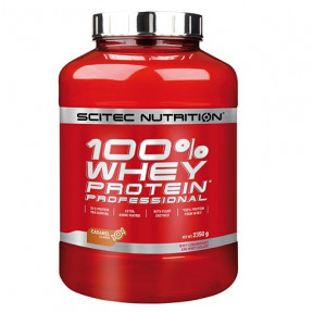 100% Whey Professional Scitec Nutrition Caramelo 2350 g