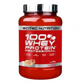 100% Whey Professional Scitec Nutrition Crema de Piña 2350 g