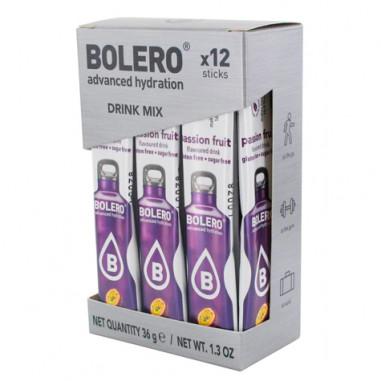 Bolero Drinks Sticks Passionfruit 36 g 12 Pack