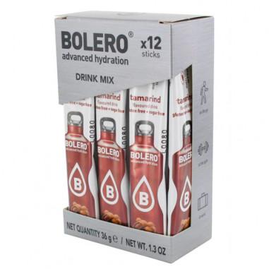 Pack 12 Sticks Bebidas Bolero sabor Tamarindo 3 g