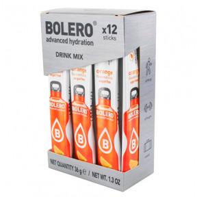 Pack 12 Sachets Bolero Drink goût Orange 36 g