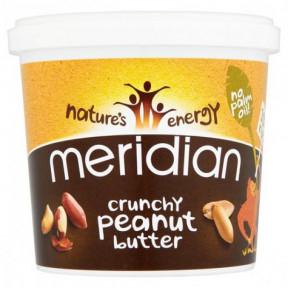 Crunchy Peanut Butter Meridian 1 kg