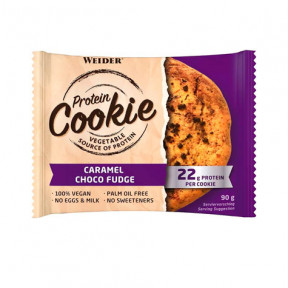 Weider Protein Cookie Chocolate e Caramelo 90 g