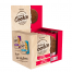 Caja 12 x 90 g Weider Protein Cookie Chips Doble Chocolate