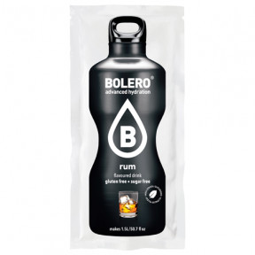 Boissons Bolero goût Rhum 9 g
