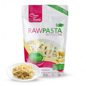 Raw Pasta Konjac Fettuccine Clean Foods 200 g