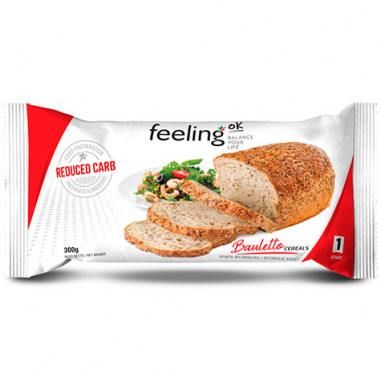 Pâo cereals Bauletto Start FeelingOk 300g