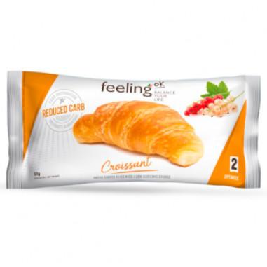 Croissant FeelingOk Phase Optimize Sabor natural 1 unidade 50 g