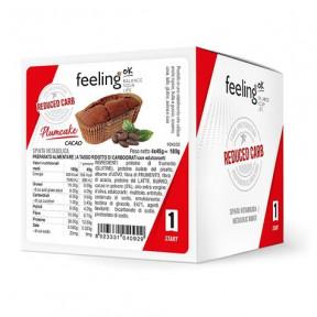 Bizcocho FeelingOk PlumCake Start Cacao 180 g