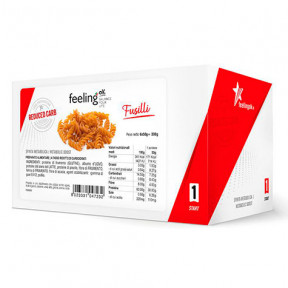 Pasta FeelingOk Fusilli Start 300gr