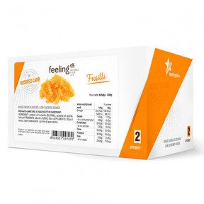 Pasta FeelingOk Fusilli Optimize 300g