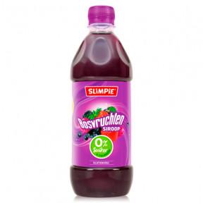Concentrado de Bebida 0% Açucar sabor Frutas do Bosque de Slimpie 580 ml