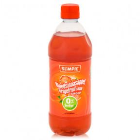 Concentré de Boisson 0% de Sucre goût Orange Sanguine de Slimpie 580 ml