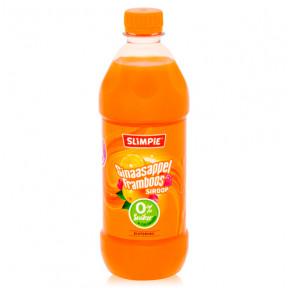 Concentrado de Bebida 0% Açucar sabor Laranja e Framboesa de Slimpie 580 ml