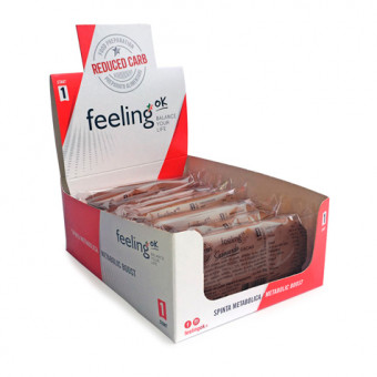 Pack 10 Galletas FeelingOk Savoiardo Start Cacao 350 g