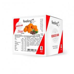 Galletas FeelingOk Delizia Start Cacao 150 g