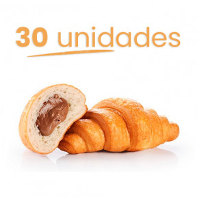 Pack 30 FeelingOk Croissant filled with Chocolate Start